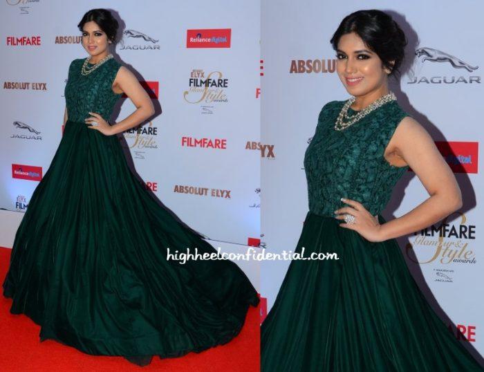 bhumi-pednekar-manish-malhotra-filmfare-glamour-style-awards-2015