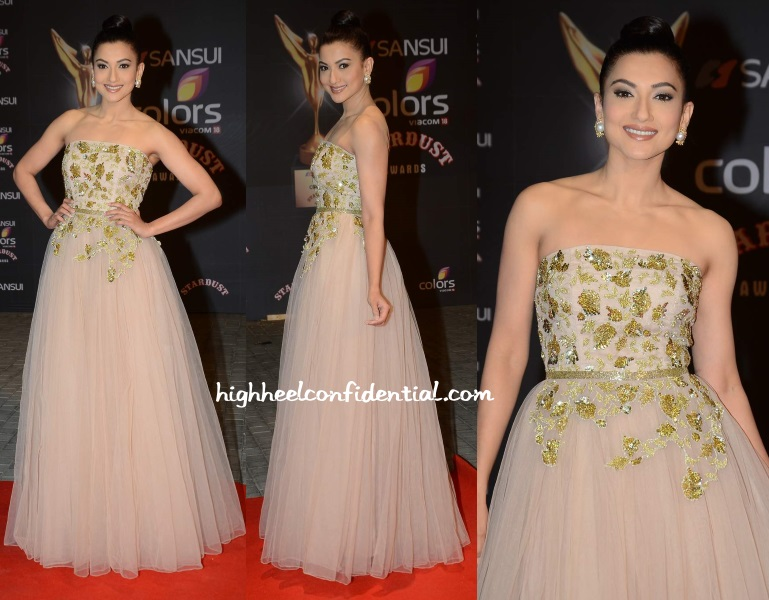 gauahar-khan-vineti-bolaki-stardust-awards-2015