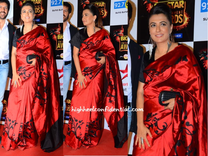 mini-mathur-ekaya-raw-mango-big-star-entertainment-awards-2015