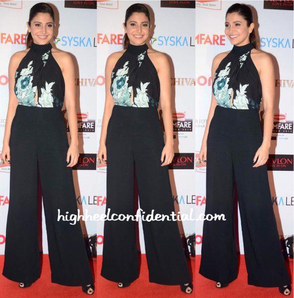 Anushka Sharma At Filmfare Pre-Awards Party 2016-1