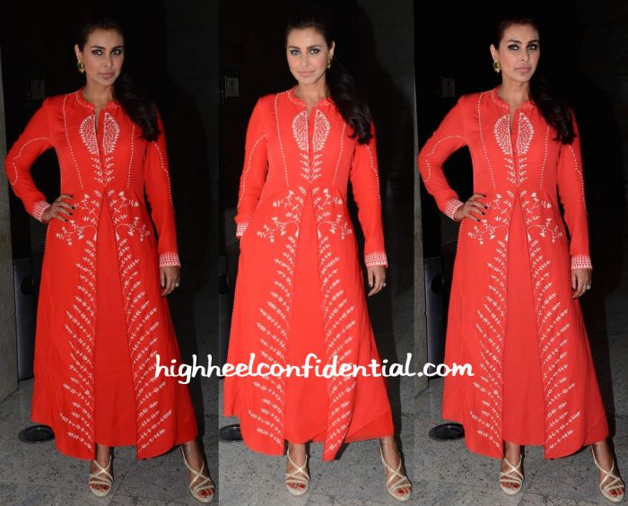 Lisa Ray In Am-Pm By Ankur And Priyanka Modi At Ultherapy Launch-1