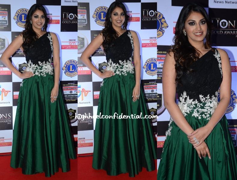anushka-ranjan-nikhita-tandon-lions-awards-2016