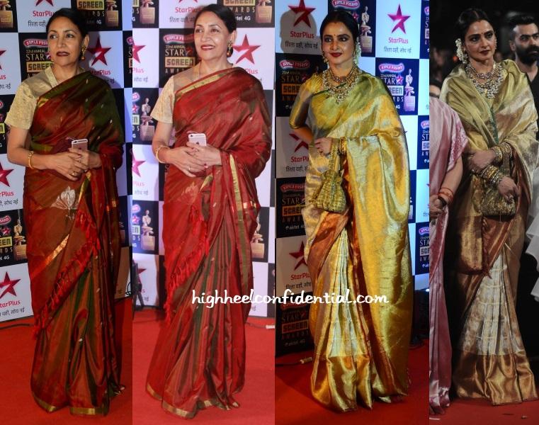 deepti-naval-rekha-star-screen-awards-2016