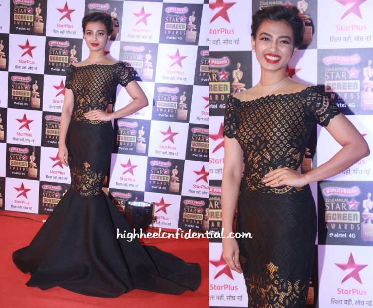radhika-apte-tanieya-khanuja-star-screen-awards-2016