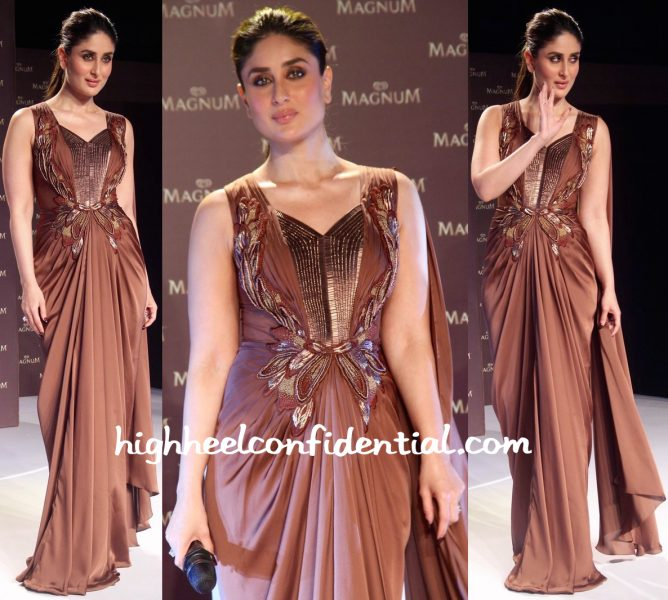Kareena Kapoor In Amit Aggarwal At Magnum Event-2