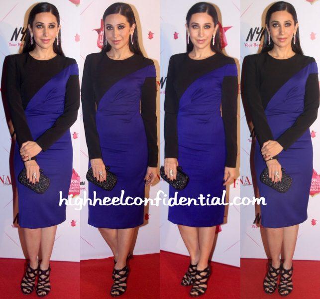 Karisma Kapoor At Femina Beauty Awards 2016-1
