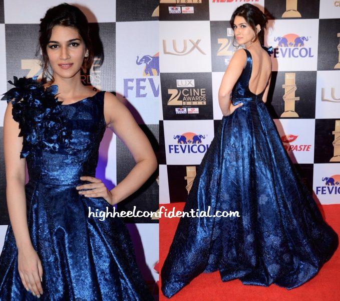 Kriti Sanon At Zee Cine Awards 2016-2