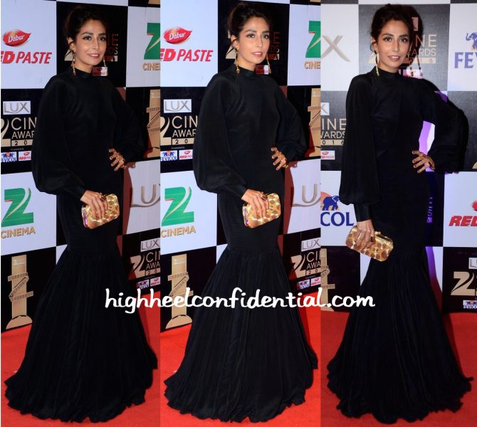 Monica Dogra In Deepankshi And Reena At Zee Cine Awards 2016-1