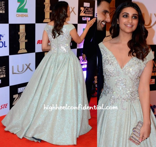 Parineeti Chopra At Zee Cine Awards 2016-2