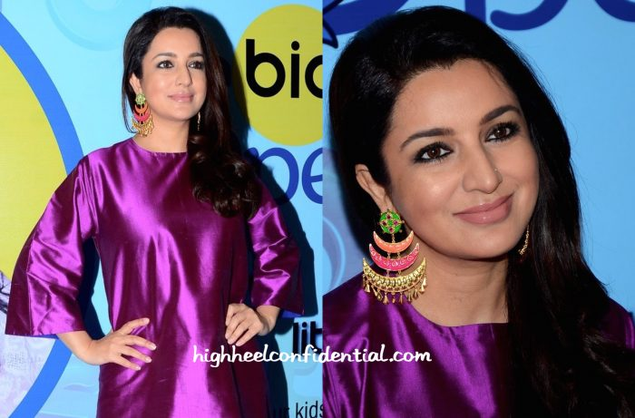 Tisca Chopra In Payal Khandwala And Amrapali At Spelling Bee Event-2