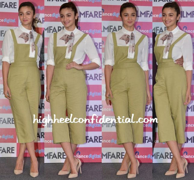 Alia Bhatt In Madison At The Unveiling Of Filmfare's Latest Issue-1