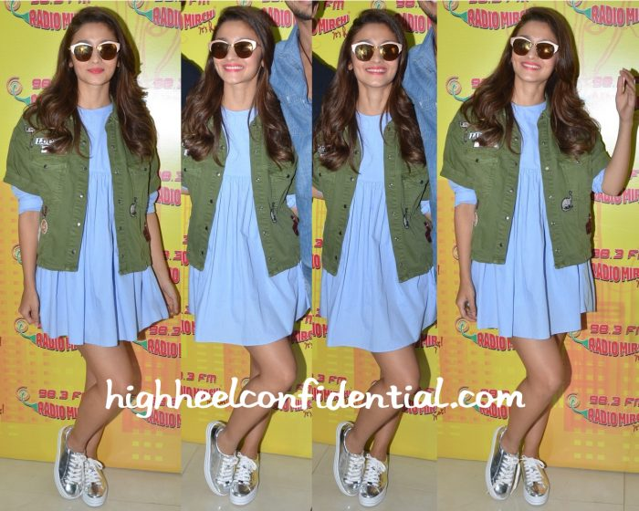 Alia Bhatt Wears Zara To Kapoor & Sons Promotions-1
