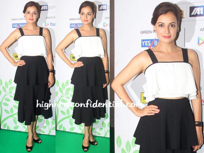 Dia Mirza At Olive Crown Awards-1