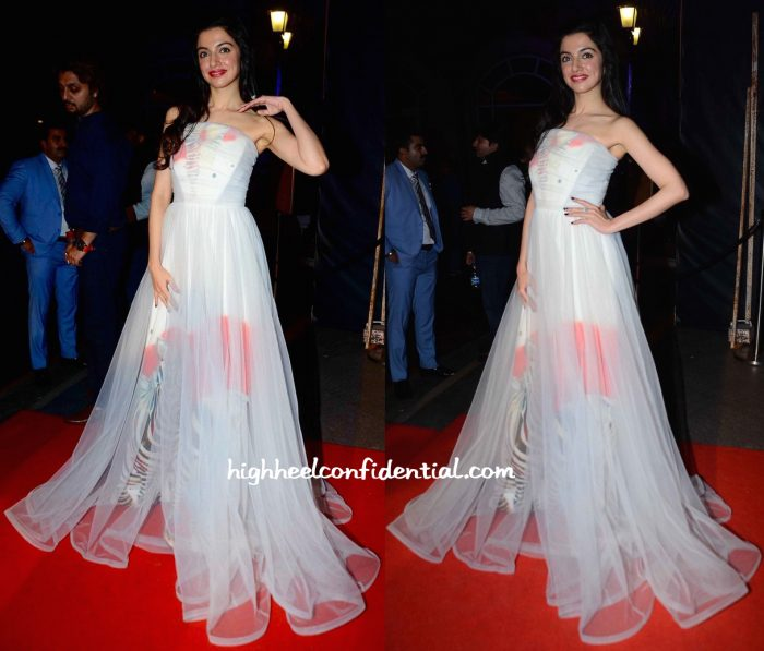 Divya Khosla Kumar In Gauri And Nainika At AsiaSpa Awards 2016-1