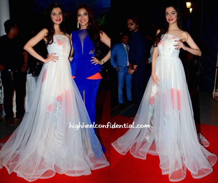 Divya Khosla Kumar In Gauri And Nainika At AsiaSpa Awards 2016-2