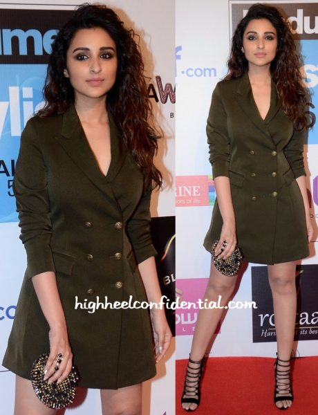 Parineeti Chopra In Intrinsic By Muskaan Goswami At HT Most Stylish Mumbai 2016-1