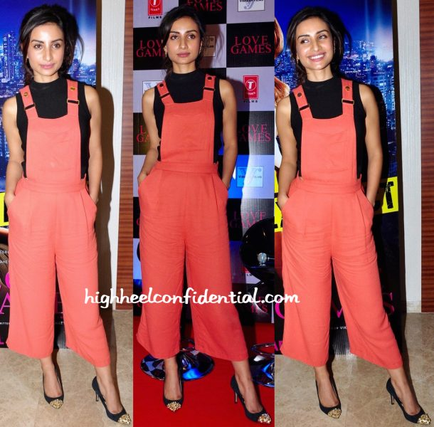 Patralekhaa Wears River Island To Love Games Promotions