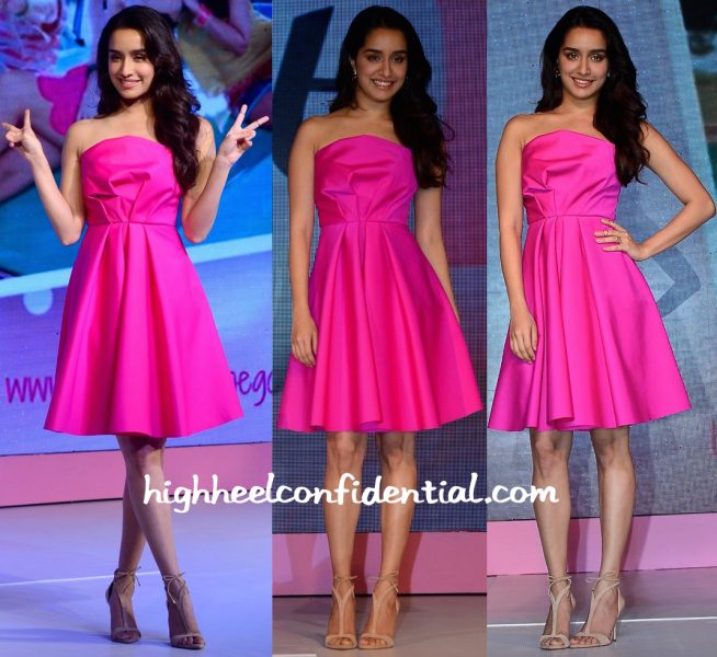 Shraddha Kapoor At An Event For Veet-2