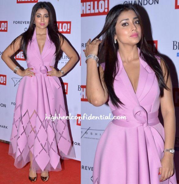 Shriya Saran In Dolly J At Hello Cup 2016-1