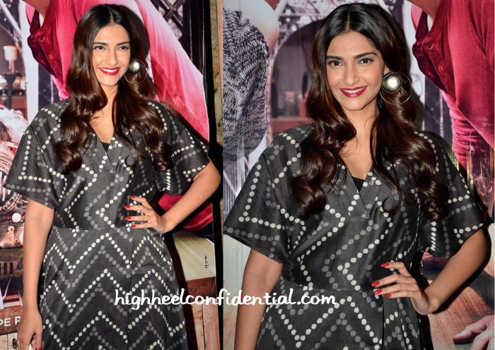 Sonam Kapoor At Ki And Ka Screening-2