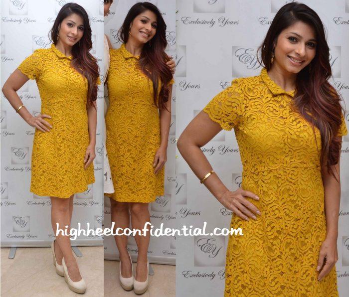 Tanishaa Mukerji At Exclusively Yours Store Launch In Zara