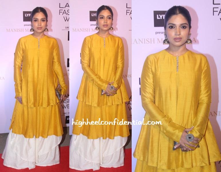 bhumi-pednekar-manish-malhotra-lakme-fashion-week-2016