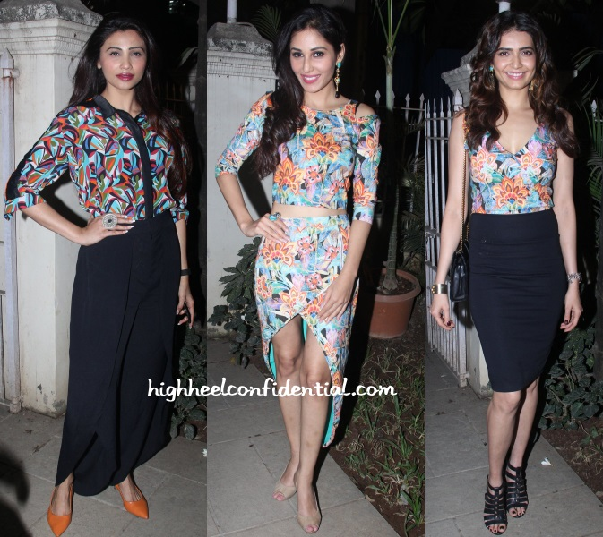 daisy-pooja-karishma-esha-amiin-collection-preview