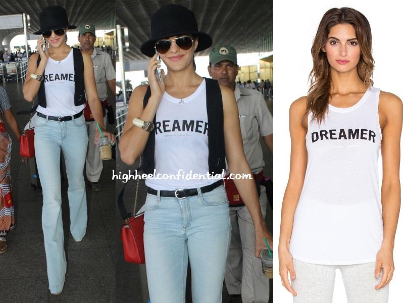 jacqueline-fernandez-spiritual-gangster-mumbai-airport-toifa