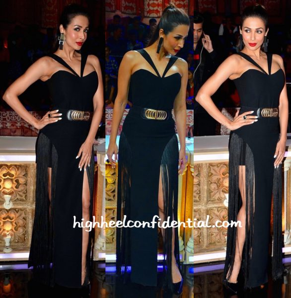 Malaika Arora Khan On 'India's Got Talent' Sets-1