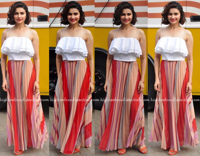 Prachi Desai At Azhar Promotions