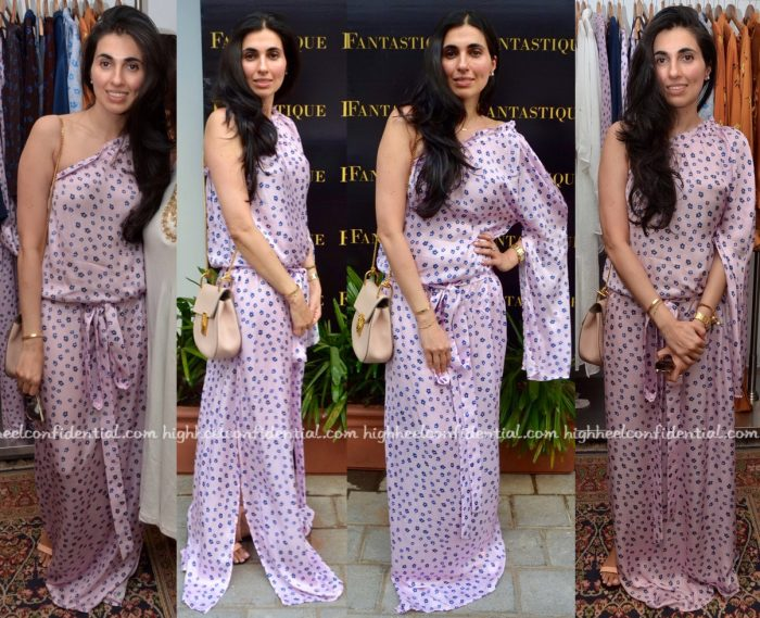 Prerna Goel In Verandah By Anjali Patel Mehta At India Fantastique Store Launch