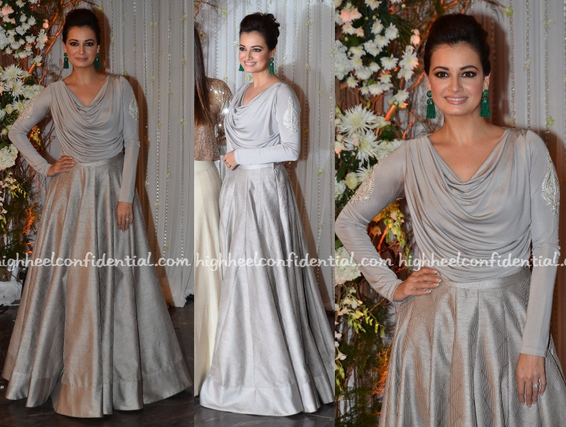 dia-mirza-shantanu-nikhil-bipasha-wedding-reception