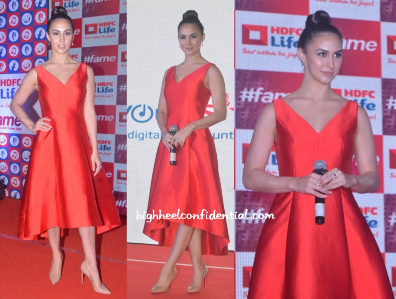 lauren-gottlieb-forever-new-fame-event