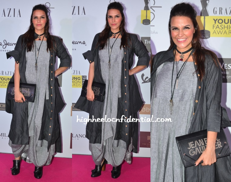 neha-dhupia-chola-grazia-young-fashion-awards-2016