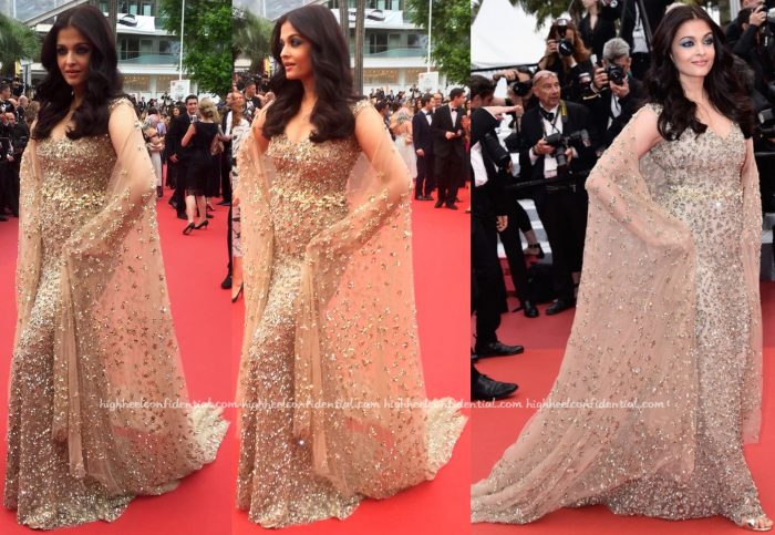 Aishwarya Rai Bachchan In Ali Younes Couture At Slack Bay (Ma Loute) Premiere, Cannes Film Festival 2016-3