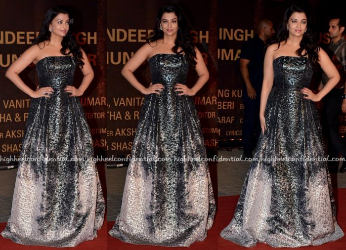 Aishwarya Rai Bachchan In Theia Couture At Sarabjit Premiere-1