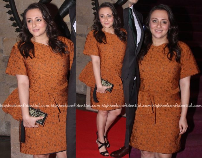 Avantika Malik In Dries Van Noten At MAMI Film Club Event