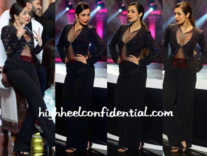 Malaika Arora Khan On India's Got Talent Sets