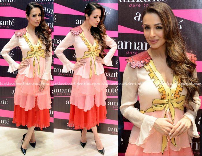 Malaika Arora Khan Wears Gucci To Amanté Store Launch-1