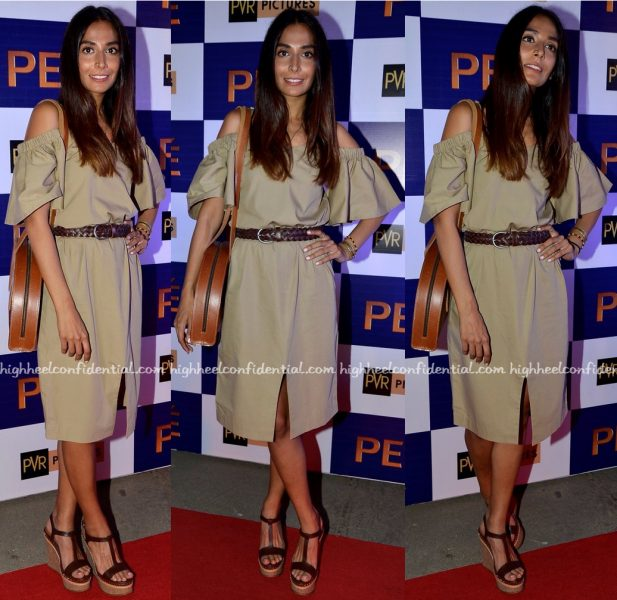 Monica Dogra In Shift By Nimish Shah At Pele Screening
