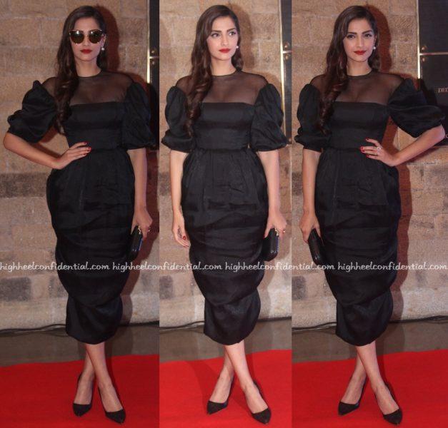 Sonam Kapoor At MAMI Film Club Event