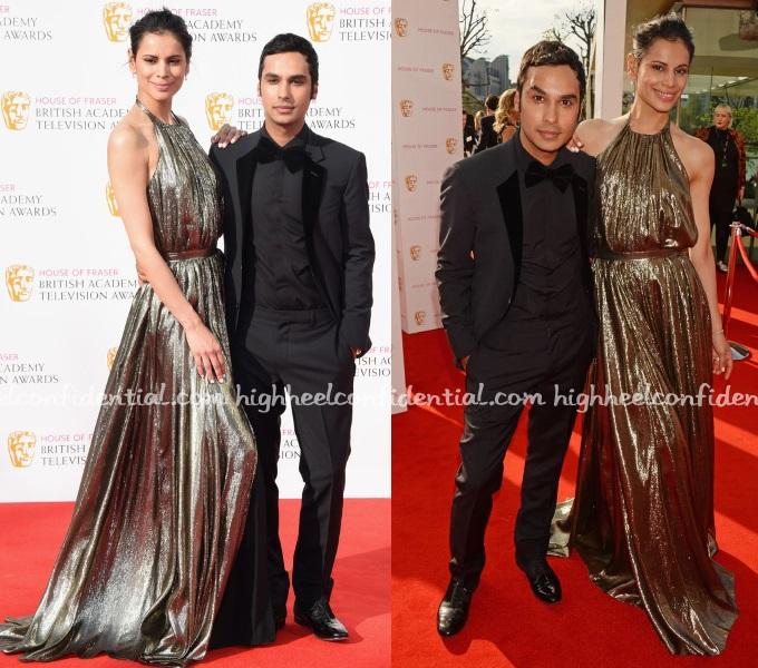 neha-kapur-hensely-sag-bafta-tv-awards-2016
