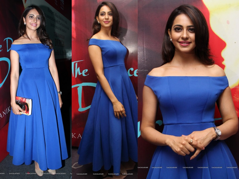 rakul-preet-mint-blush-book-launch