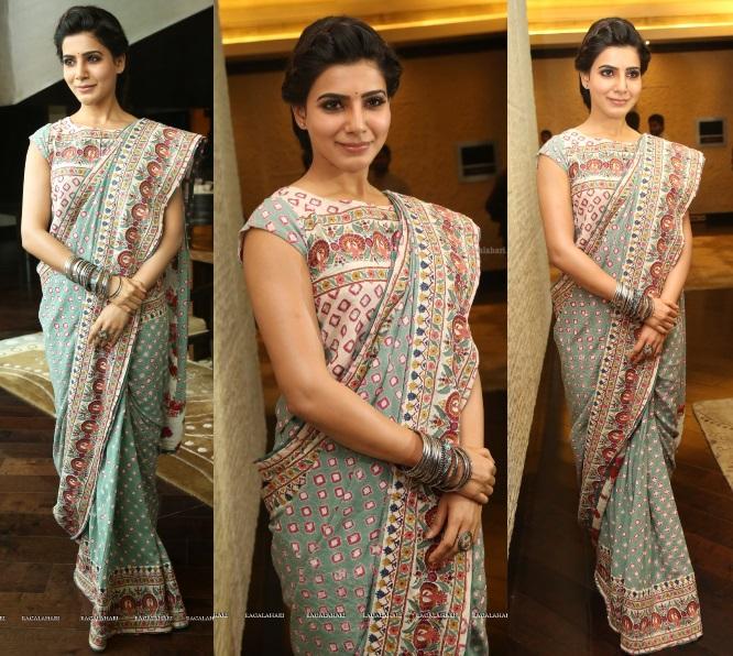 samantha-vrisa-rahul-shikha-brahmotsavam-collection-launch