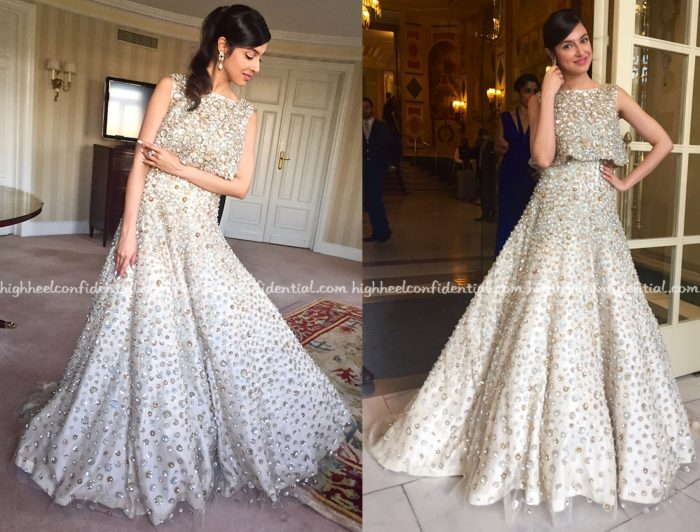 Divya Khosla Kumar In Manish Malhotra At IIFA Rocks 2016, Madrid-2
