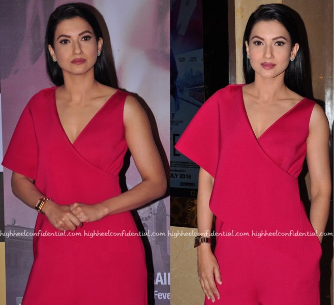 Gauahar Khan In Swatee Singh At Fever Trailer Launch-2