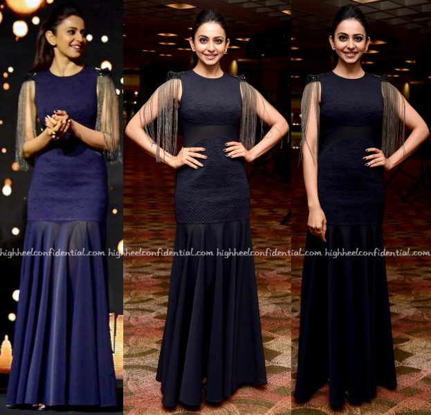 Rakul Preet At SIIMA 2016- South Indian Business Achievers Awards-1