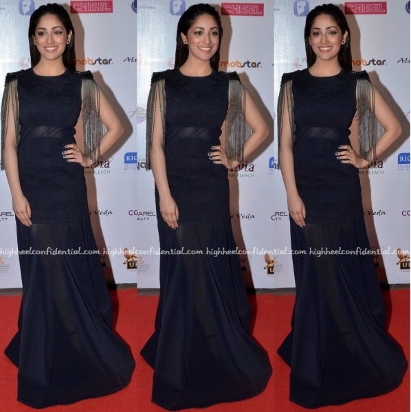Rakul Preet In Pankaj And Nidhi At SIIMA 2016- South Indian Business Achievers Awards And Yami Gautam At Femina Miss India Pageant 2016