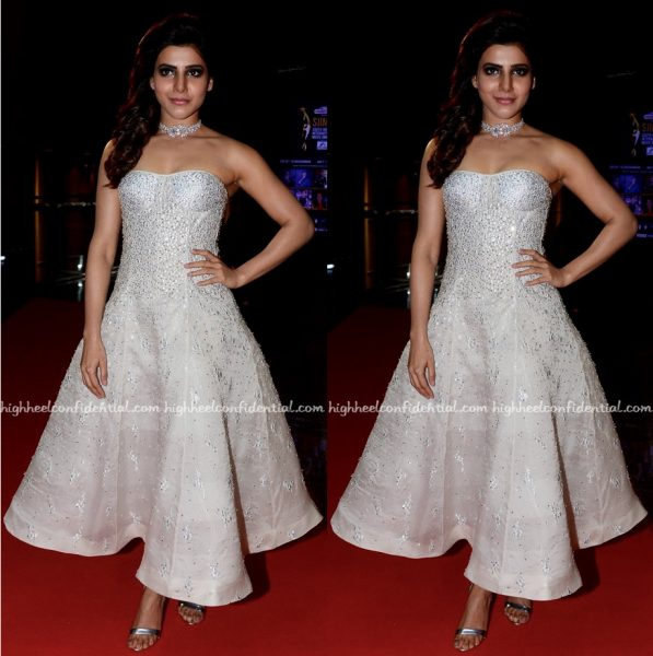 Samantha Ruth Prabhu In Shriya Som At SIIMA 2016 Day One-2