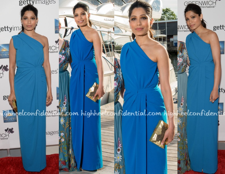 freida-pinto-dsquared-greenwich-international-film-festival-2016